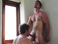 A Thing of Beauty Part III: The Gift! Featuring Gabriel Clark, Colby Keller, and JD Phoenix