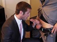 My Hung Assistant - TGO - The Gay Office - Mike De Marko & Tommy Defendi