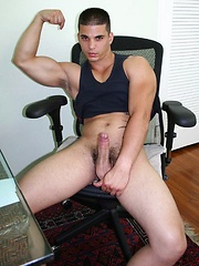 The Ride - Muscle Stud Picks Me Up and Gets Naked