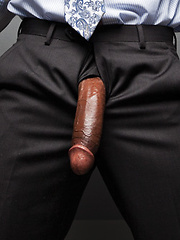 Colden Armstrong Takes Two Mouthfuls of Cum from His Bosses