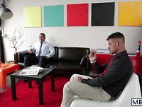 Job Interview - TGO - The Gay Office - Goran & Dato Foland