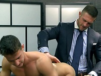BOSS BEEN BAD. Starring PAUL WAGNER & DARIUS FERDYNAND