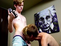 Can Nico Take All That Raw Dick? - Nico Michaelson & Tyler Thayer