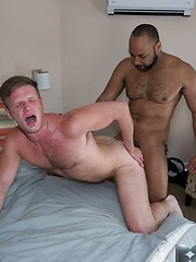 Brian Bonds and Ray Diesel