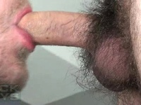 Swallowing Anton's Load